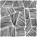 Configuration géométrique abstraite Photographie stock