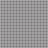 Configuration géométrique abstraite Un fond sans joint Texture noire et blanche Image stock