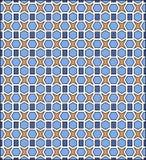 Configuration géométrique islamique Photos libres de droits