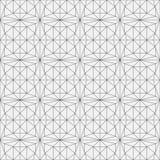 Configuration géométrique moderne sans joint Images libres de droits