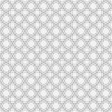Configuration géométrique moderne sans joint Photos stock