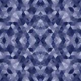 Configuration géométrique sans joint illustration stock