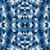 Configuration géométrique sans joint illustration libre de droits