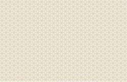 Configuration géométrique sans joint abstraite Photos libres de droits
