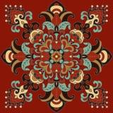 Configuration g?om?trique abstraite sans joint illustration stock