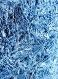 Configuration glaciale Image libre de droits