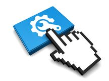 Configuration Icon Stock Photography