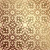 Configuration islamique Image stock