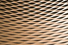 Configuration métallique abstraite Photos stock