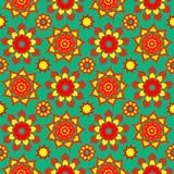 Configuration multicolore Images libres de droits