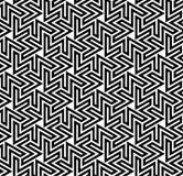 Configuration optique d'arabesque Images libres de droits