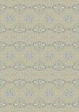 Configuration orientale des courbes à l'arrière-plan W illustration stock