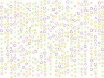 Configuration pointillée mignonne Illustration Libre de Droits
