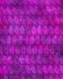 Configuration pourprée de diamant illustration stock