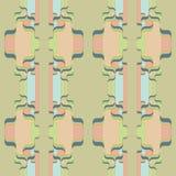 Configuration psychédélique Illustration Stock