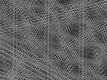 Configuration rayée abstraite Photo libre de droits