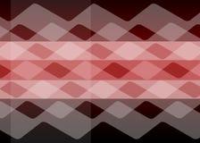 Configuration rouge Photo libre de droits