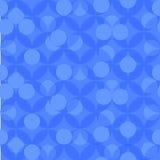 Configuration sans joint abstraite avec des cercles Illustration Libre de Droits