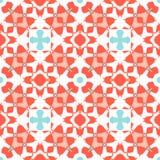 """Configuration sans joint abstraite La palette de couleurs """"Coral Reef """" illustration de vecteur"""