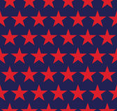 Configuration sans joint avec des étoiles Photos libres de droits