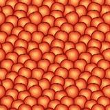 Configuration sans joint avec des pommes Photo libre de droits