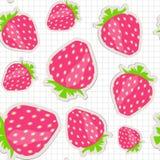Configuration sans joint avec la fraise. Vecteur Photos stock