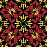 Configuration sans joint baroque Images stock