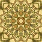 Configuration sans joint colorée Image stock