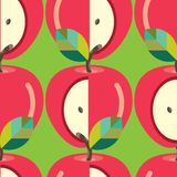 Configuration sans joint d'Apple Images libres de droits