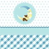 Configuration sans joint de bébé illustration stock