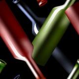 Configuration sans joint de bouteille Photographie stock libre de droits