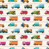 Configuration sans joint de camion Photographie stock
