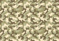 Configuration sans joint de camouflage Photo stock