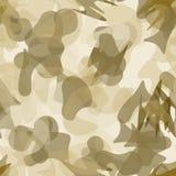 Configuration sans joint de camouflage Les militaires camouflent illustration libre de droits