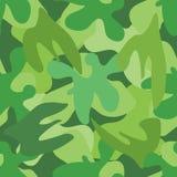 Configuration sans joint de camouflage vert Image libre de droits