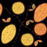 Configuration sans joint de citron Photo libre de droits
