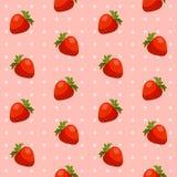 Configuration sans joint de fraise Image stock