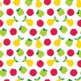 Configuration sans joint de fruit Image stock