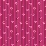 Configuration sans joint de jour de Valentines Photographie stock