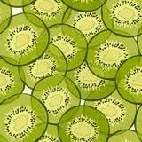 Configuration sans joint de kiwi illustration libre de droits