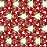 Configuration sans joint de la fraise Images stock