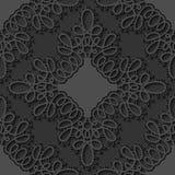 Configuration sans joint de lacet Image libre de droits