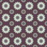 Configuration sans joint de mandala Éléments de vintage dans le style oriental te Images libres de droits