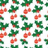 Configuration sans joint de Noël illustration libre de droits