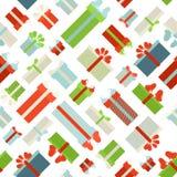 Configuration sans joint de Noël Image stock