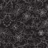 Configuration sans joint de Paisley conception de l'orient Illustration Images libres de droits