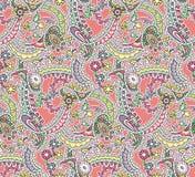 Configuration sans joint de Paisley illustration libre de droits