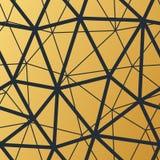 Configuration sans joint de papier peint de cru Backgro décoratif géométrique Photographie stock