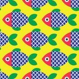Configuration sans joint de poissons Image stock