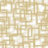 Configuration sans joint de rectangle Image libre de droits